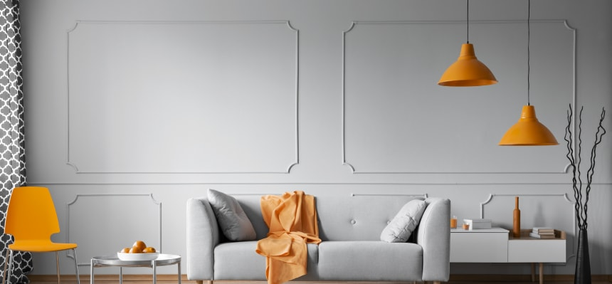 Pro Tips On How To Choose An Accent Wall For Wood Trim